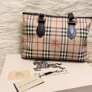 BURBERRY NWT 100% authentic tote